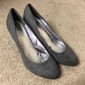 EUC Gray H&M Heels